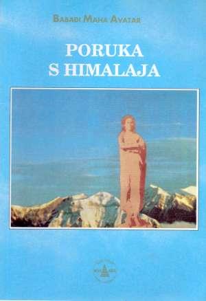 Poruka s Himalaja Babađi Maha Avatar meki uvez