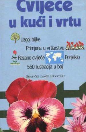 Guido Moggi, Luciano Giugnolini - Cvijeće u kući i vrtu - 550 ilustracija u boji uz uzgoj i primjenu