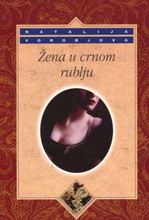Žena u crnom rublju Vorobjova Natalija meki uvez
