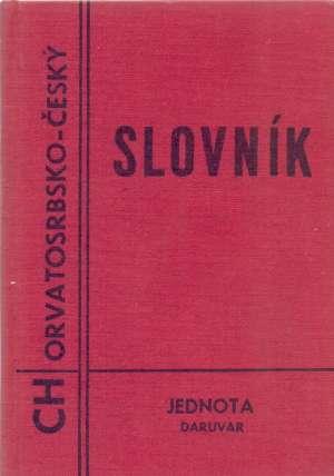 Otto Sobotka/ Sastavio - Chorvatosrbsko česky slovnik