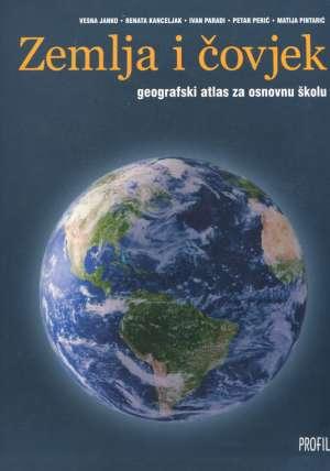 G.a. - Zemlja i čovjek - geografski atlas za osnovnu školu *