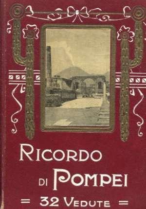 Ricordo di Pompei - 32 vedute meki uvez