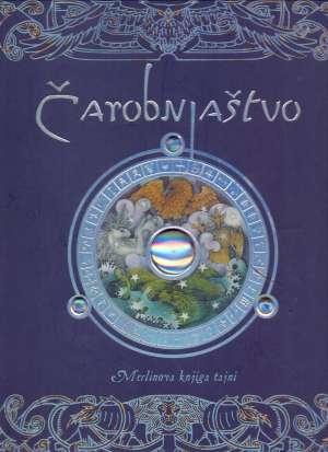 - čarobnjaštvo - merlinova knjiga tajni