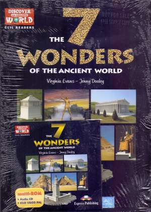 The seven wonders of the ancient world + DVD - novo Virginia Evans, Jenny Dooley meki uvez