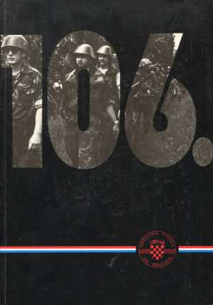 106. brigada hrvatske vojske G.a. meki uvez