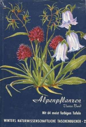 Alpenpflanzen Werner Rauh tvrdi uvez