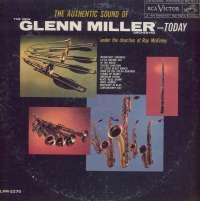 Gramofonska ploča New Glenn Miller Orchestra Authentic Sound Of The New Glenn Miller Orchestra - Today LPM 2270, stanje ploče je 7/10