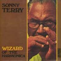 Gramofonska ploča Sonny Terry Wizard Of The Harmonica 2221489, stanje ploče je 10/10