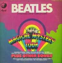 Gramofonska ploča Beatles Magical Mystery Tour Plus Other Songs 1C 072-04 449, stanje ploče je 9/10
