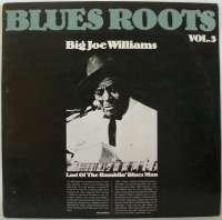 Gramofonska ploča Big Joe Williams Blues Roots Vol. 3 - Last Of The Ramblin Blues Man 2220636, stanje ploče je 10/10
