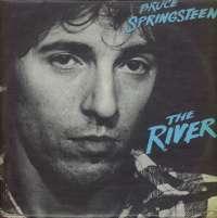 Gramofonska ploča Bruce Springsteen The River CBS 88510, stanje ploče je 9/10