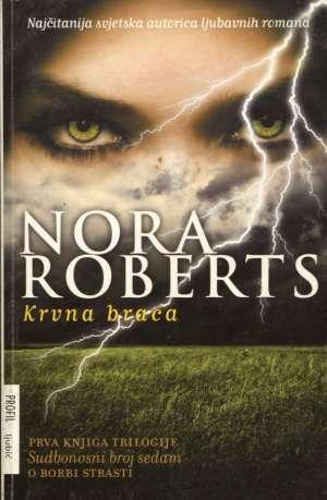 Krvna braća Roberts Nora meki uvez
