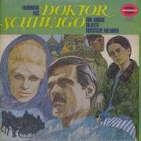 Gramofonska ploča Cinema Stage Orchestra Filmmusik Aus Doktor Schiwago Und Andere Beliebte Russische Melodien 649, stanje ploče je 7/10