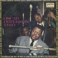 Gramofonska ploča Oscar Peterson Trio Night Train LPV-V-251, stanje ploče je 8/10