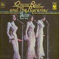 Gramofonska ploča Diana Ross And The Supremes Baby Love SPR 90001, stanje ploče je 7/10
