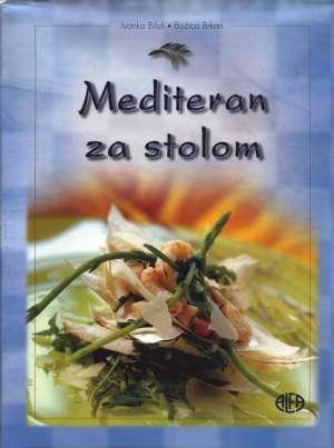 Mediteran za stolom Ivanka Biluš, Božica Brkan tvrdi uvez