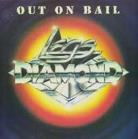 Gramofonska ploča Legs Diamond Out On Bail 825 946-1, stanje ploče je 10/10