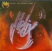 Gramofonska ploča Helix Walkin The Razors Edge 1A 064-24 0193 1, stanje ploče je 10/10