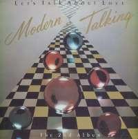 Gramofonska ploča Modern Talking Let's Talk About Love - The 2nd Album 2223317, stanje ploče je 10/10