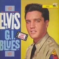 Gramofonska ploča Elvis Presley G.I. Blues NL 83735, stanje ploče je 8/10