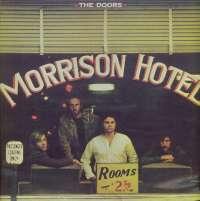 Gramofonska ploča Doors Morrison Hotel ELK 42080, stanje ploče je 9/10