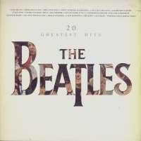 Gramofonska ploča Beatles 20 Greatest Hits LSPAR 11050, stanje ploče je 8/10
