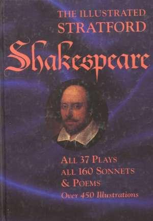 The illustrated Stratford Shakespeare Shakespeare William tvrdi uvez