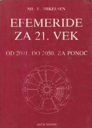 Nil Mikelsen - Efemeride za 21. vek