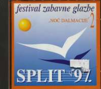 Festival zabavne glazbe noć dalmacije - split 97 Razni Izvođači D uvez