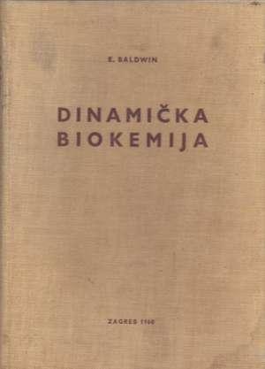 Dinamička biokemija Ernest Baldwin tvrdi uvez