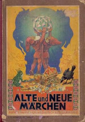 Gebhardt Johannes - Alte und neue marchen IV (na njem.)