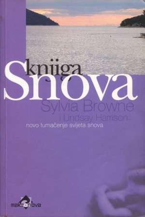 Knjiga snova Sylvia Browne meki uvez