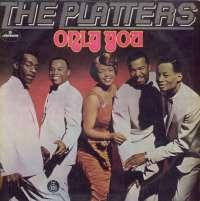 Gramofonska ploča Platters Only You 2LPV 5801/02, stanje ploče je 7/10