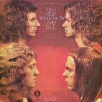 Gramofonska ploča Slade Old New Borrowed And Blue LP 5822, stanje ploče je 7/10