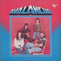 Gramofonska ploča Avalanche Avalanche AB 1000, stanje ploče je 10/10