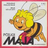 Gramofonska ploča Waldemar Bonsels Pčelica Maja FLP 01, stanje ploče je 10/10