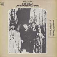 Gramofonska ploča Bob Dylan John Wesley Harding S 63252, stanje ploče je 10/10