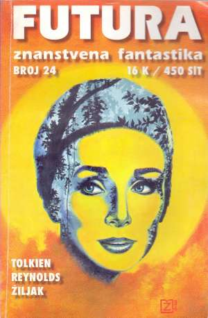 Futura - znanstvena fantastika - broj 24 Žiljak, Offcut, Tolkien, Reynolds meki uvez