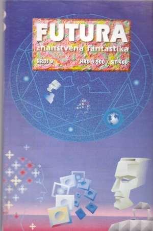 Sturgeon, Abbey, Niven, Anderson, Fyfe -Futura - Znanstvena Fantastika - Broj 09 meki uvez
