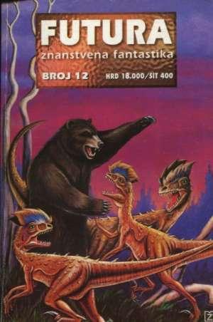 Murray Leinster, Andrew Offutt, Krunoslav Gernhard -Futura - Znanstvena Fantastika - Broj 12 meki uvez