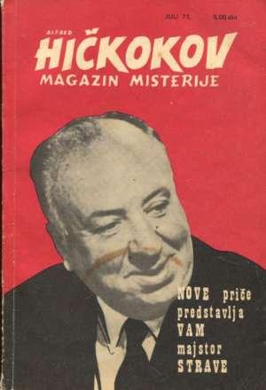 G.a. - Alfred Hičkokov magazin misterije