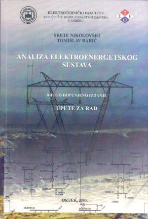 Analiza elektroenergetskog sustava S. Nikolovski, T. Barić meki uvez