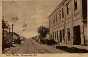 Dopisnice - Dolnji Miholjac - Kolodvorska ulica