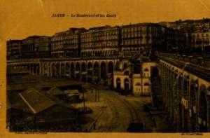 Alger - le boulevard et les quais Ostatak svijeta