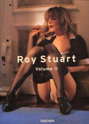 Roy stuart - volume II Roy Stuart tvrdi uvez