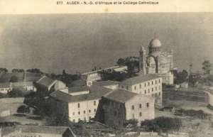 Alger - N. D. d Afrique et le college catholique Ostatak svijeta