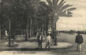 Alger - Square Bresson Ostatak svijeta