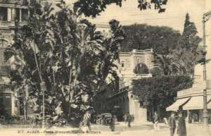 Alger - Place bresson, cercle militaire Ostatak svijeta