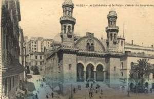 Alger - La cathedrale et palais d hiver du gouverneur Ostatak svijeta