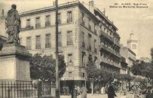 Alger - Rue d isly statue du marechal bugeaud Ostatak svijeta